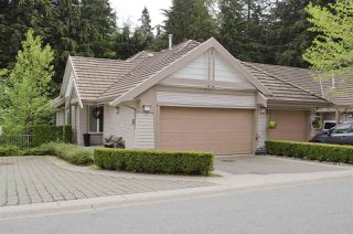 """Main Photo: 41 2351 PARKWAY Boulevard in Coquitlam: Westwood Plateau Townhouse for sale in """"WINDANCE"""" : MLS®# R2065736"""