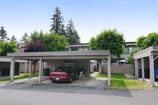 Photo 12: 3380 VINCENT Street in Port Coquitlam: Glenwood PQ Townhouse for sale : MLS®# R2075306