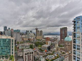 "Photo 9: 3303 188 KEEFER Place in Vancouver: Downtown VW Condo for sale in ""ESPANA"" (Vancouver West)  : MLS®# R2079807"