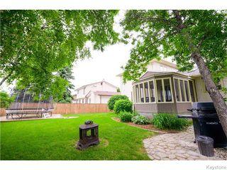 Photo 20: 111 Groveland Bay in Winnipeg: Fort Garry / Whyte Ridge / St Norbert Residential for sale (South Winnipeg)  : MLS®# 1617118