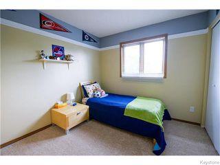 Photo 10: 111 Groveland Bay in Winnipeg: Fort Garry / Whyte Ridge / St Norbert Residential for sale (South Winnipeg)  : MLS®# 1617118