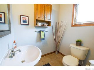 Photo 16: 111 Groveland Bay in Winnipeg: Fort Garry / Whyte Ridge / St Norbert Residential for sale (South Winnipeg)  : MLS®# 1617118