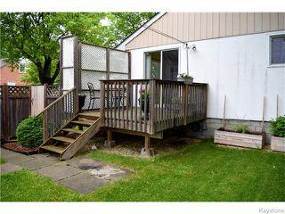 Photo 15: 89 Youville Street in Winnipeg: St Boniface Residential for sale (South East Winnipeg)  : MLS®# 1617880