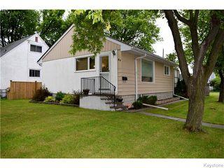 Photo 1: 89 Youville Street in Winnipeg: St Boniface Residential for sale (South East Winnipeg)  : MLS®# 1617880