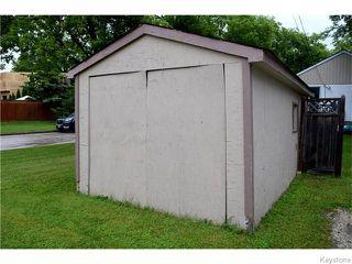 Photo 19: 89 Youville Street in Winnipeg: St Boniface Residential for sale (South East Winnipeg)  : MLS®# 1617880