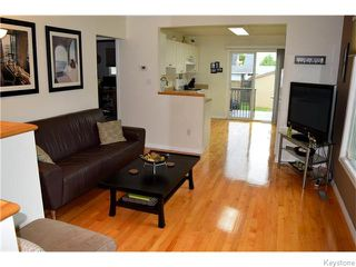 Photo 2: 89 Youville Street in Winnipeg: St Boniface Residential for sale (South East Winnipeg)  : MLS®# 1617880
