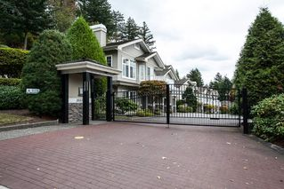 "Photo 1: 27 35537 EAGLE MOUNTAIN Drive in Abbotsford: Abbotsford East Townhouse for sale in ""Eaton Place"" : MLS®# R2105071"