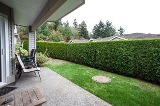 "Photo 18: 27 35537 EAGLE MOUNTAIN Drive in Abbotsford: Abbotsford East Townhouse for sale in ""Eaton Place"" : MLS®# R2105071"