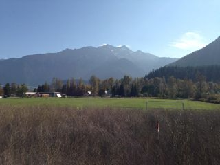 Photo 1: Lot A 7581 TAYLOR Road: Pemberton Land for sale : MLS®# R2113291