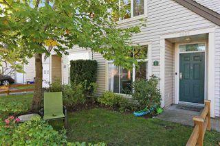 "Photo 2: 9 6439 ROSEBURY Lane in Surrey: Cloverdale BC Townhouse for sale in ""Rosebury Lane"" (Cloverdale)  : MLS®# R2114892"