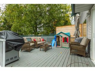 "Photo 20: 21 34332 MACLURE Road in Abbotsford: Central Abbotsford Townhouse for sale in ""IMMEL RIDGE"" : MLS®# R2117119"