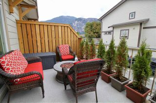 "Photo 12: 7 1188 WILSON Crescent in Squamish: Downtown SQ Townhouse for sale in ""Current"" : MLS®# R2147164"