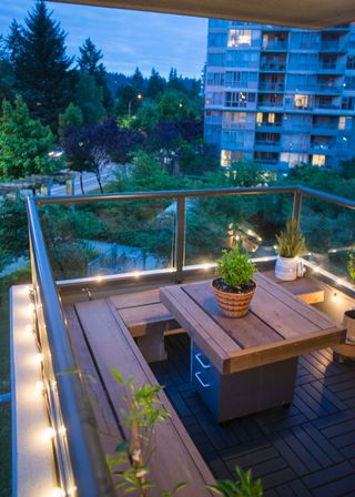 "Photo 16: 203 288 UNGLESS Way in Port Moody: North Shore Pt Moody Condo for sale in ""CRESCENDO"" : MLS®# R2185282"