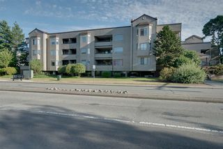"Photo 1: 114 5294 204 Street in Langley: Langley City Condo for sale in ""Waters Edge"" : MLS®# R2189873"