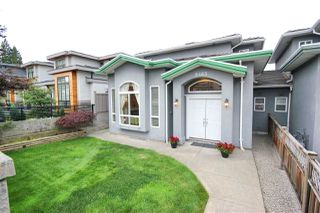 Main Photo: 8465 16TH Avenue in Burnaby: East Burnaby House 1/2 Duplex for sale (Burnaby East)  : MLS®# R2204649