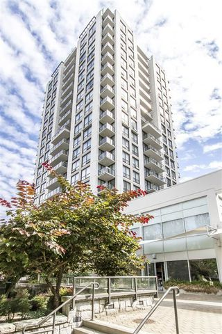Photo 1: 1801 1185 THE HIGH STREET in Coquitlam: North Coquitlam Condo for sale : MLS®# R2211797