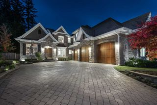 Photo 1: 1013 RAVENSWOOD Drive: Anmore House for sale (Port Moody)  : MLS®# R2219061