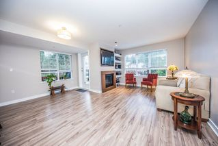 "Photo 2: 308 2940 KING GEORGE Boulevard in Surrey: King George Corridor Condo for sale in ""High Street"" (South Surrey White Rock)  : MLS®# R2229056"
