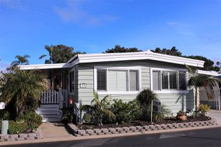 Photo 1: CARLSBAD WEST Manufactured Home for sale : 2 bedrooms : 7104 San Bartolo #10 in Carlsbad