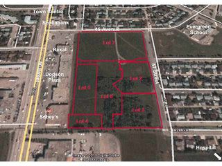 Photo 5: 4402 47 Street: Drayton Valley Land Commercial for sale : MLS®# E4095793