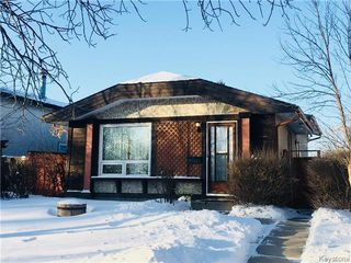 Photo 1: 206 Mandalay Drive in Winnipeg: Maples Residential for sale (4H)  : MLS®# 1804654