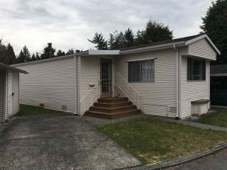 "Photo 1: 1 12868 229TH Street in Maple Ridge: East Central Manufactured Home for sale in ""ALOUETTE RETIREMENT MHP"" : MLS®# R2249379"