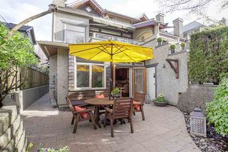 Photo 15: 1978 W 12TH Avenue in Vancouver: Kitsilano Townhouse for sale (Vancouver West)  : MLS®# R2257094