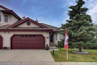 Main Photo: 10 1203 Carter Crest Road in Edmonton: Zone 14 House Half Duplex for sale : MLS®# E4109994