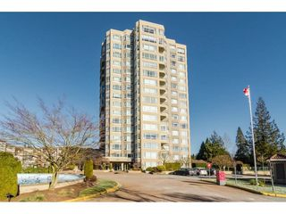 "Photo 1: 506 3190 GLADWIN Road in Abbotsford: Central Abbotsford Condo for sale in ""REGENCY PARK"" : MLS®# R2272400"