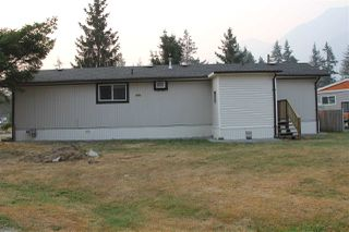 Photo 20: 9 65367 KAWKAWA LAKE Road in Hope: Hope Kawkawa Lake Manufactured Home for sale : MLS®# R2275767
