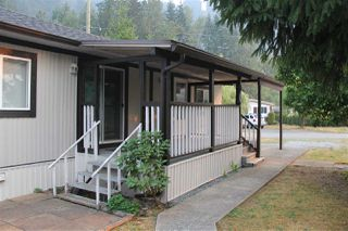Photo 17: 9 65367 KAWKAWA LAKE Road in Hope: Hope Kawkawa Lake Manufactured Home for sale : MLS®# R2275767