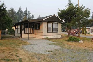 Photo 1: 9 65367 KAWKAWA LAKE Road in Hope: Hope Kawkawa Lake Manufactured Home for sale : MLS®# R2275767