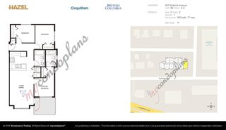 "Photo 18: 306 827 RODERICK Avenue in Coquitlam: Coquitlam West Condo for sale in ""HAZEL"" : MLS®# R2290133"