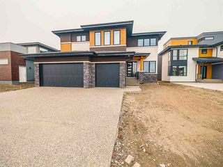 Main Photo: 1125 WAHL Place in Edmonton: Zone 56 House for sale : MLS®# E4126399