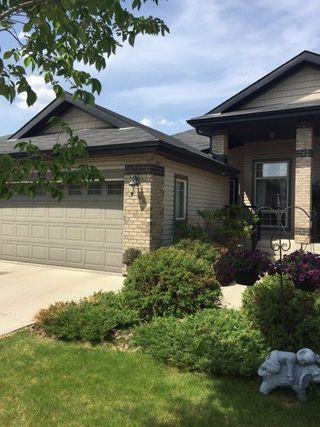 Main Photo: 34 276 Cranford Drive NW: Sherwood Park House Half Duplex for sale : MLS®# E4128225