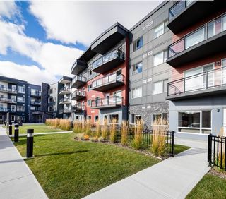 Main Photo: 318 7508 GETTY Gate in Edmonton: Zone 58 Condo for sale : MLS®# E4133321