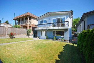 Main Photo: 2911 TURNER Street in Vancouver: Renfrew VE House for sale (Vancouver East)  : MLS®# R2322007