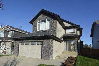 Main Photo: 64 EDGEWATER Terrace: St. Albert House for sale : MLS®# E4138695