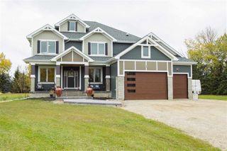 Main Photo: 60 50512 Range Road 245: Rural Leduc County House for sale : MLS®# E4139820