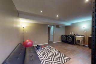 Photo 20: 3197 WHITELAW Drive in Edmonton: Zone 56 House Half Duplex for sale : MLS®# E4145136
