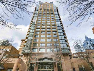 Main Photo: 1807 1189 HOWE Street in Vancouver: Downtown VW Condo for sale (Vancouver West)  : MLS®# R2344031