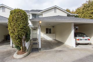 """Main Photo: 9 22411 124 Avenue in Maple Ridge: East Central Townhouse for sale in """"Creekside Village"""" : MLS®# R2345960"""