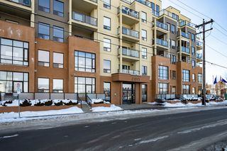 Photo 1: 307 11425 105 Avenue in Edmonton: Zone 08 Condo for sale : MLS®# E4146848