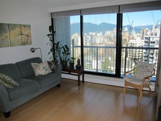 "Photo 5: 1703 1330 HARWOOD Street in Vancouver: West End VW Condo for sale in ""Westsea Towers"" (Vancouver West)  : MLS®# R2352200"