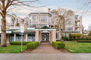 "Main Photo: 107 12155 191B Street in Pitt Meadows: Central Meadows Condo for sale in ""Edge Park Manor"" : MLS®# R2357824"