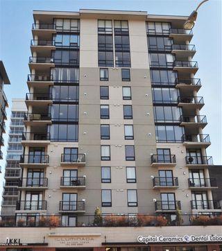 Photo 1: 505 11933 JASPER Avenue in Edmonton: Zone 12 Condo for sale : MLS®# E4152546