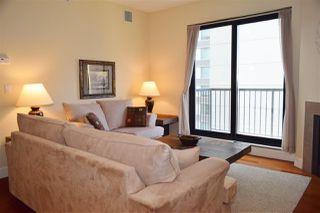 Photo 3: 505 11933 JASPER Avenue in Edmonton: Zone 12 Condo for sale : MLS®# E4152546