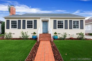Main Photo: TALMADGE House for sale : 4 bedrooms : 4641 48th St in San Diego