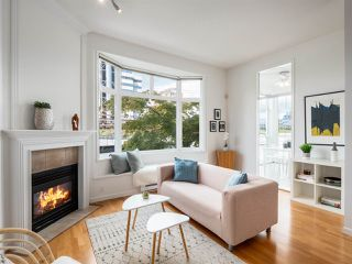 """Main Photo: 205 2588 ALDER Street in Vancouver: Fairview VW Condo for sale in """"Bollert Place"""" (Vancouver West)  : MLS®# R2371410"""