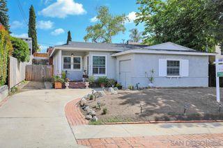 Main Photo: LA MESA House for sale : 3 bedrooms : 8741 Crockett Street